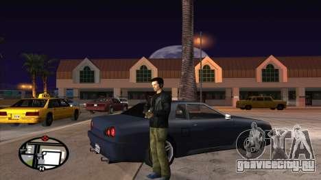 Ретекстур штанов из Binco для GTA San Andreas