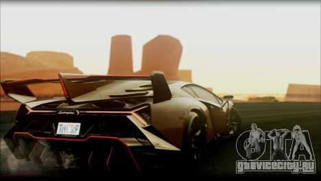 ENB by Stepdude 1.0 beta для GTA San Andreas второй скриншот