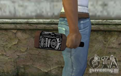 Jack Daniels Whiskey для GTA San Andreas третий скриншот