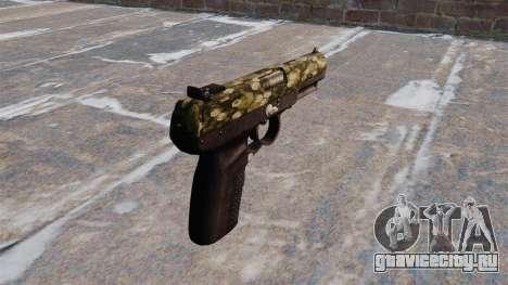Пистолет FN Five-seveN Hex для GTA 4 второй скриншот