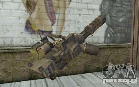 Миниган с магазином для GTA San Andreas второй скриншот