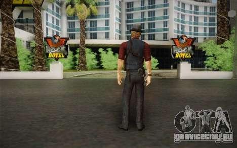 Ronan O Connor из Murdered: Soul Suspec для GTA San Andreas второй скриншот