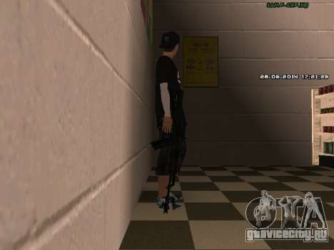 АК-74 для GTA San Andreas пятый скриншот