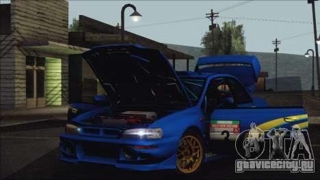 Subaru Impreza 22B STi 1998 для GTA San Andreas