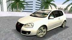 Volkswagen Golf V GTI для GTA Vice City