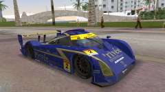 Bentley Privee KENZO Asset Shiden Super GT для GTA Vice City