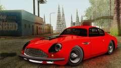 Aston Martin DB4 Zagato 1960