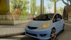 Honda Fit Stock 2009 для GTA San Andreas