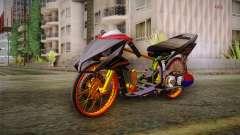 Honda Click 125i для GTA San Andreas