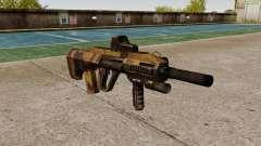 Автомат Steyr AUG-A3 Optic Fall для GTA 4