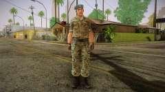 Капрал ВДВ для GTA San Andreas
