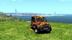УАЗ 31514 Экспедиционный