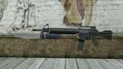 M4A1 со штыком
