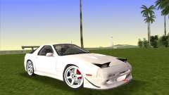 Mazda Savanna RX-7 III (FC3S) для GTA Vice City