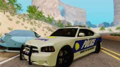 Pursuit Edition Police Dodge Charger SRT8 для GTA San Andreas