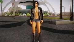 Jill Biker для GTA San Andreas