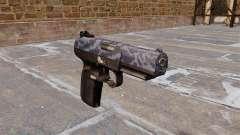 Пистолет FN Five-seveN Blue Camo