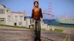 Luke из The Walking Dead