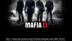 Загрузочный экран Mafia II