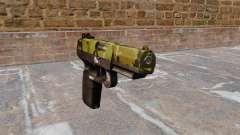 Пистолет FN Five-seveN Woodland для GTA 4