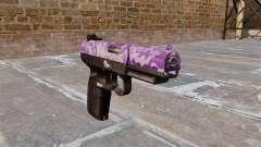 Пистолет FN Five-seveN Purple Camo
