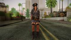 Helena Harper Police Version