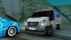 Ford Transit Pikap