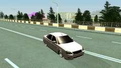 Ваз 2110-2170 для GTA San Andreas