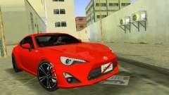 Toyota GT86 для GTA Vice City