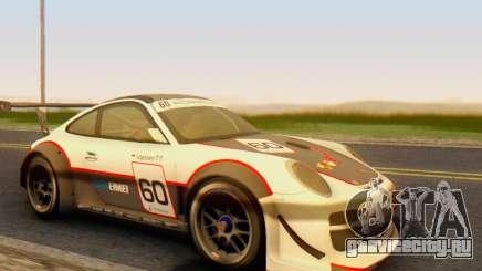 Porsche GT3 R 2009 для GTA San Andreas