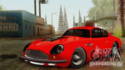 Aston Martin DB4 Zagato 1960 для GTA San Andreas