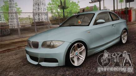 BMW 135i Limited Edition для GTA San Andreas