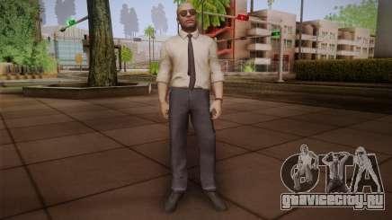 Special Agent Jason Hudson из CoD: Black Ops для GTA San Andreas