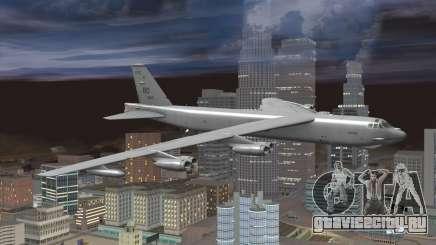Boeing B-52H Stratofortress для GTA San Andreas