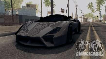SSC Tuatara 2011 для GTA San Andreas