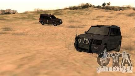 Mahindra Scorpio для GTA San Andreas