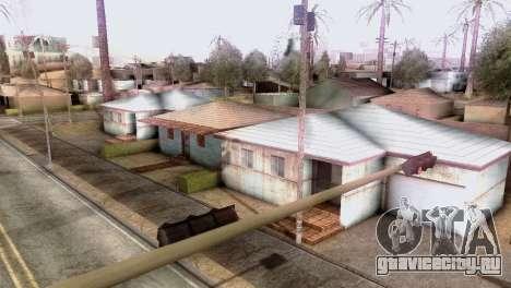 Graphic Unity для GTA San Andreas пятый скриншот