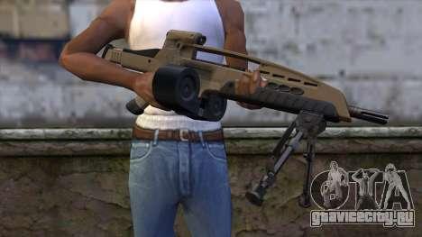 XM8 LMG Dust для GTA San Andreas третий скриншот