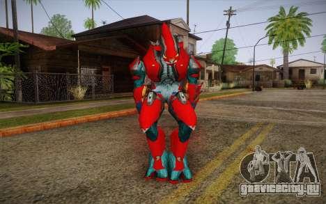 Red Elite v2 для GTA San Andreas