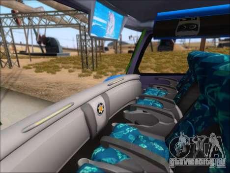 Marcopolo Paradiso G7 1800 DD Inter Sur для GTA San Andreas