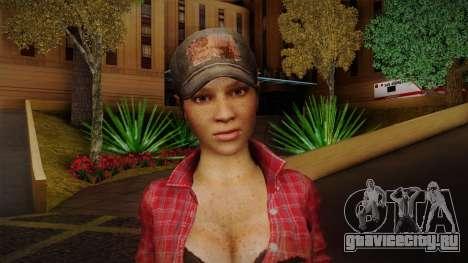 Misty from Call of Duty: Black Ops для GTA San Andreas третий скриншот