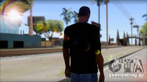 Afends T-Shirt для GTA San Andreas второй скриншот