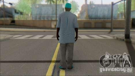 DK Garoto Marrento Skin для GTA San Andreas второй скриншот