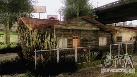 Graphic Unity для GTA San Andreas второй скриншот