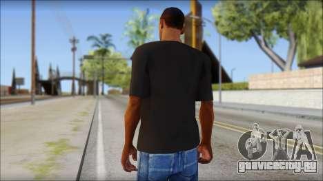 Chocolate T-Shirt для GTA San Andreas второй скриншот