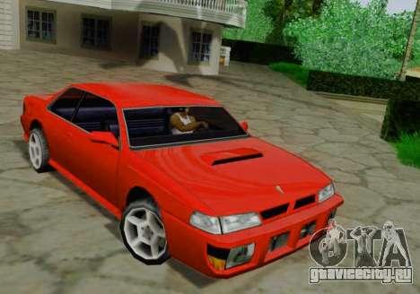 Sultan Coupe для GTA San Andreas