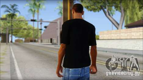 LMAFAO T-Shirt для GTA San Andreas второй скриншот