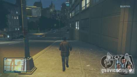 GTA V  Package Final для GTA 4 третий скриншот