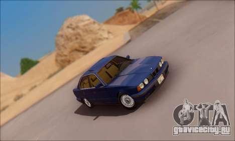 BMW 535i Stock для GTA San Andreas
