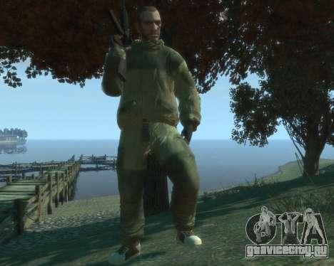 Русский камуфляж для GTA 4
